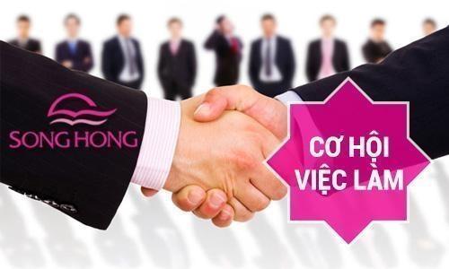 Công ty Cổ phần may Sông Hồng Nam Định cần tuyển dụng vị trí CHUYÊN VIÊN TÌM KIẾM NGUỒN CUNG ỨNG  NGUYÊN PHỤ LIỆU MAY MẶC